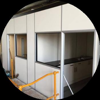 Instalação de Divisorias bh e Região divisorias para escritorio